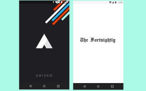 App Launch Screens, an Android taboo