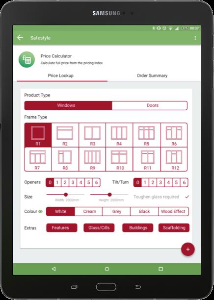 Rep Hub Screenshot 2
