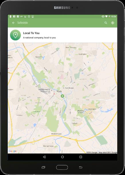 Rep Hub Screenshot 3