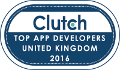 Clutch - App Developers UK - Leader