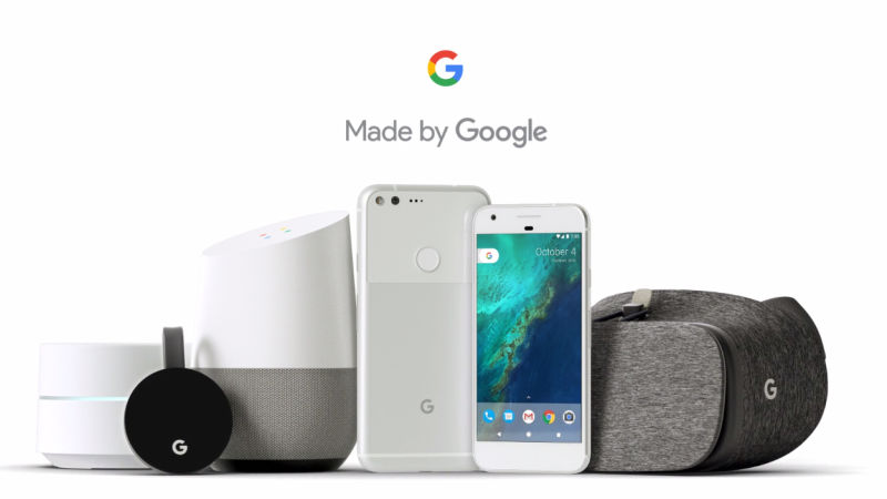 Made by Google Announcement