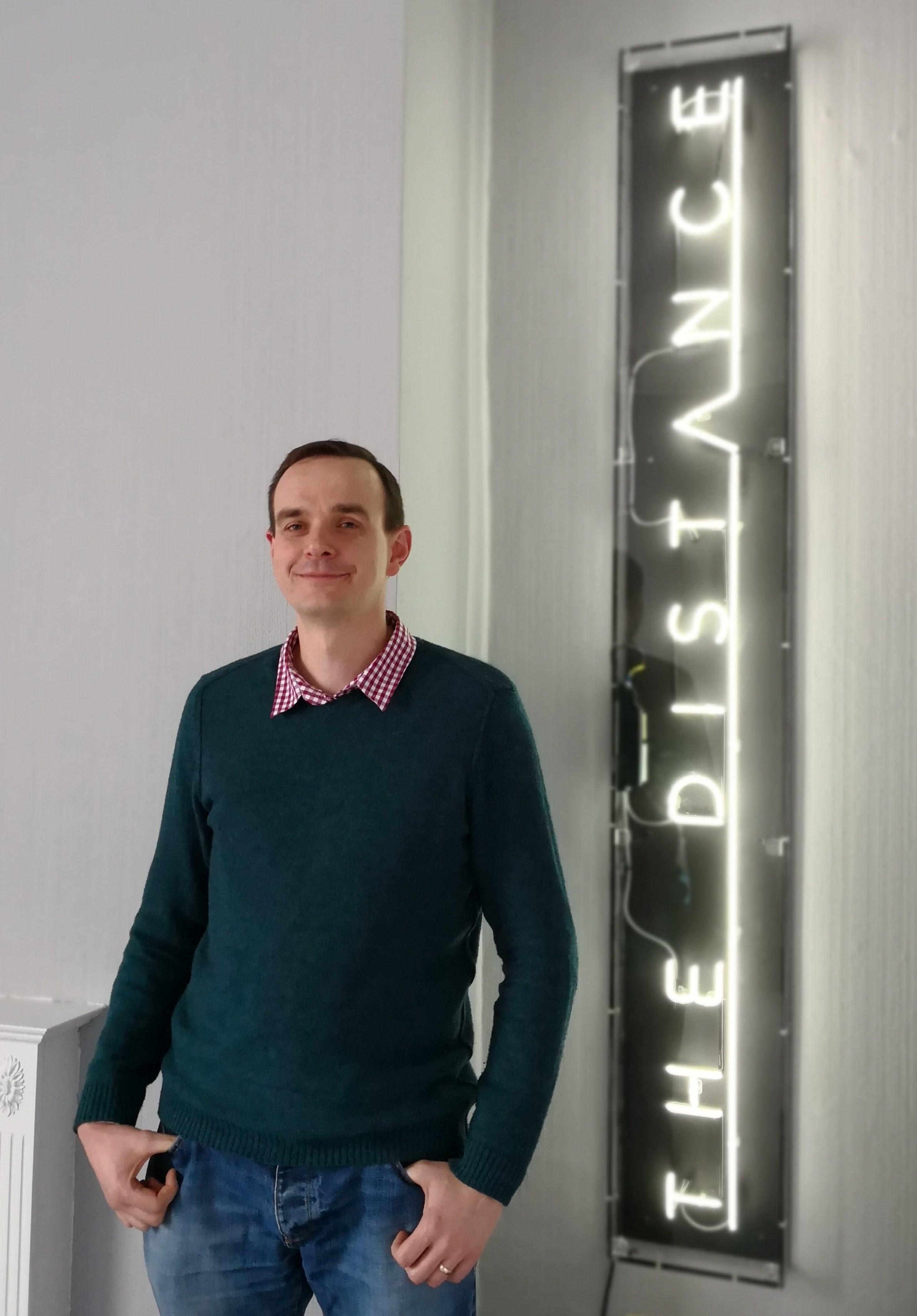Press Release: SlashData's Technology Lead goes The Distance