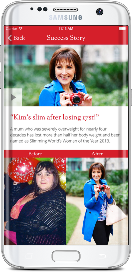 Slimming World Screenshot 3