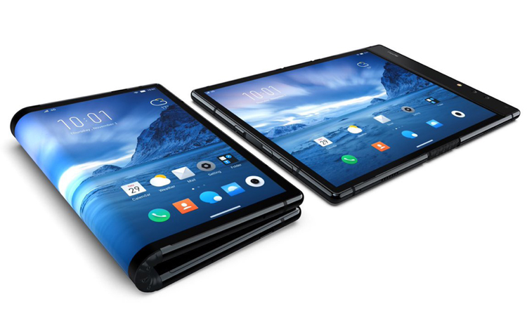 How do app owners prepare for foldable phones?