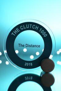 Clutch 1000 Award