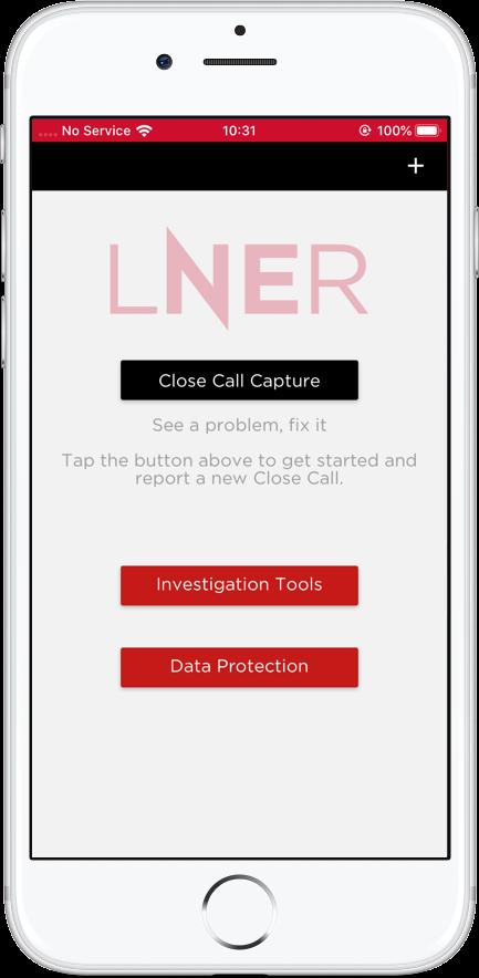 LNER Close Call Capture Screenshot 2